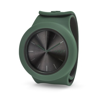 1AM Snap Watch in Green