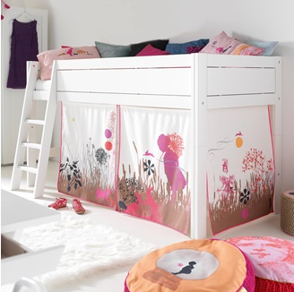 Lifetime girls cabin bed