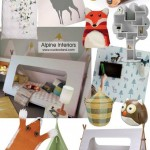 Set Up Camp In The Mountains – An Alpine Themed Kids Bedroom!