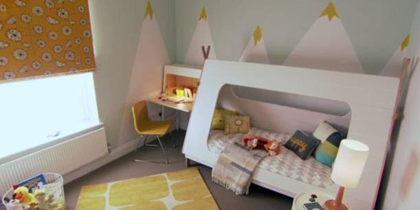 Kid's Teepee Bed
