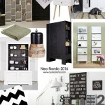 WOOOD & NEO-NORDIC FURNITURE TREND 2016