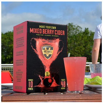 Victors Drinks Cider Making Kit