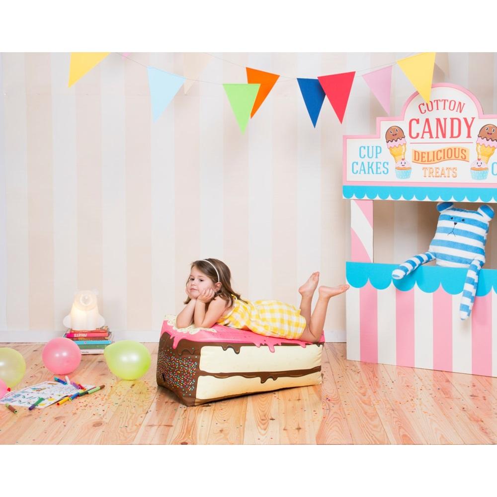 Kids-Cake-Bean-Bag-Woouf