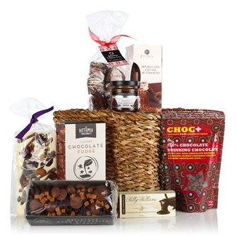 Virginia Haywood Luxury Chocolate Hamper