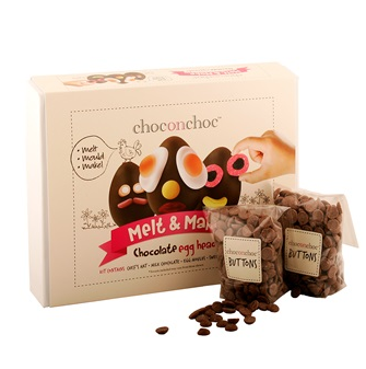 Choc on Choc Easter Egg Making Kit