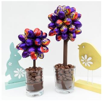 Creme Egg Sweet Tree By Browns