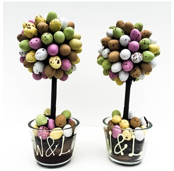 Sweet Tree By Browns Mini Egg Tree