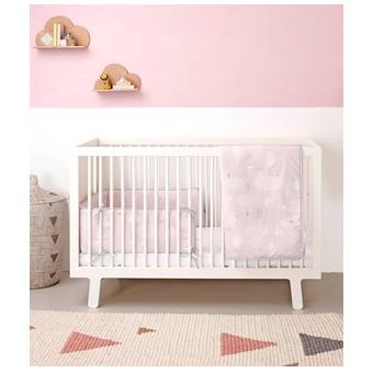 Designer Nursery Rug In Pink