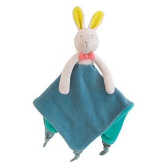 Moulin Roty designer children's rabbit toy
