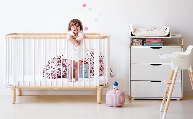 Flexa cot bed
