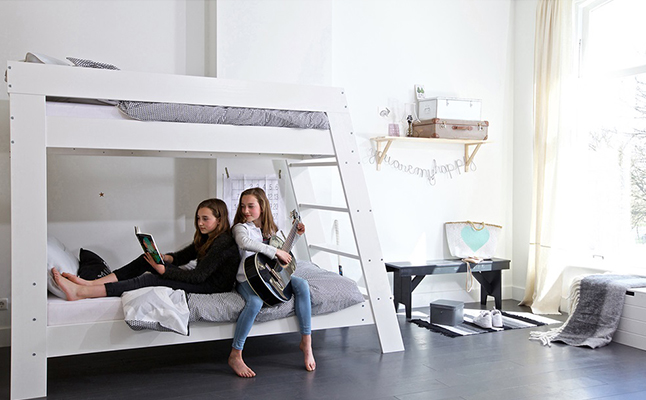 Julien wooden bunk bed