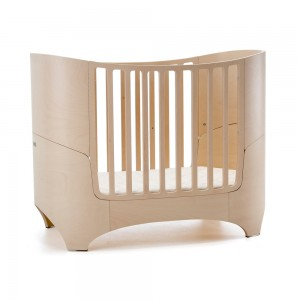 Leander Cot & Junior Bed in Beech Wood