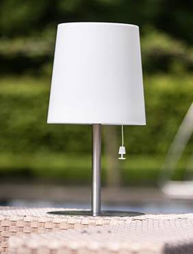 checkmate table lamp