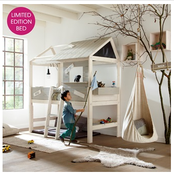 Limited Edition Life House Kids Cabin Bed