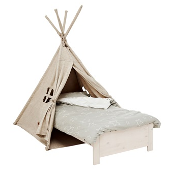 Camp Canyon Tipi Tent With Pullout Bed