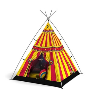 Clowning Around Kids Tent
