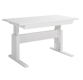 Lifetime Kids Desk in white
