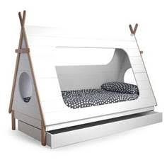 Teepee Cabin Bed