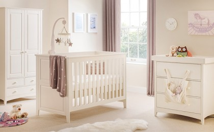 Create a Space-Savvy Nursery with Cuckooland