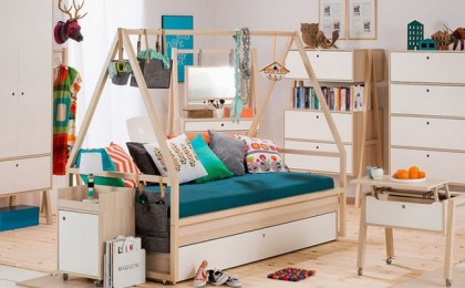The Back To School Bedroom Makeover