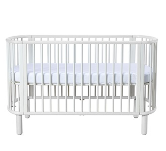 Flexa 5 in 1 baby cot bed