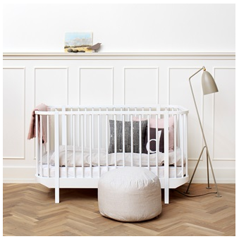 Oliver Furniture Luxury cot bed