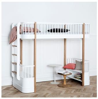 loft bed by oliver furniture