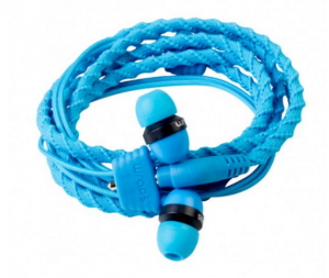 Wrist Wrap Headphones