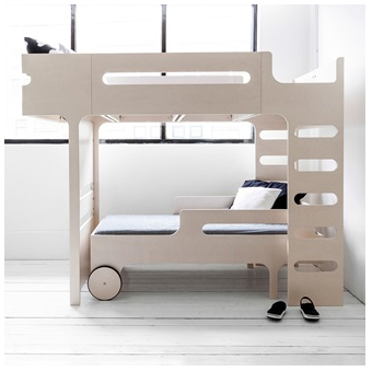 F & R Designer Kids Bunk Bed