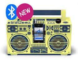 Berlin Boombox in Yellow