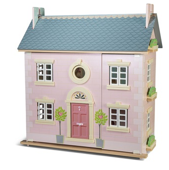 Designer Wooden Dolls House