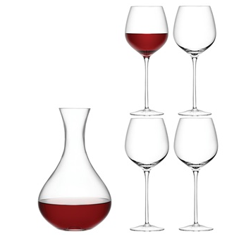 Barware gifts for LSA wine set