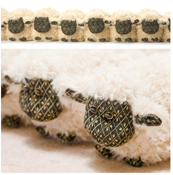 Flock of Sheep Animal Draught Excluder