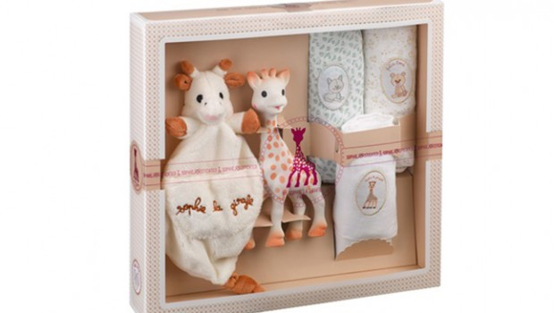 Gorgeous Gift Ideas for Baby's Very First Christmas