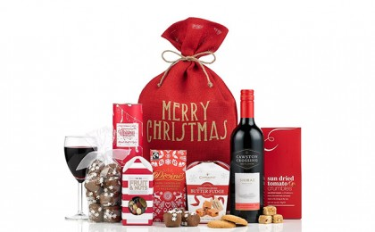 Have Yourself a Gift Hamper Christmas