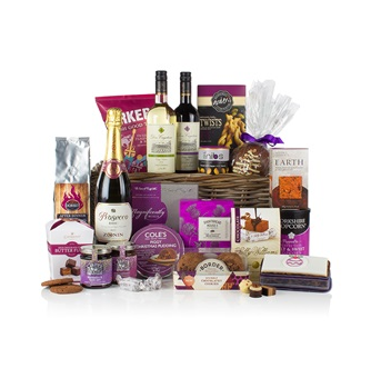 Virginia Hayward A Touch Of Class Luxury Hamper