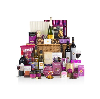 Pure Indulgence Luxury Christmas Hamper