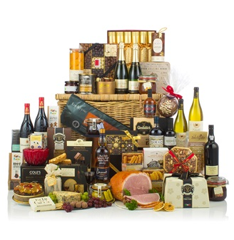 Virginia Hayward Celebration Luxury Christmas Hamper