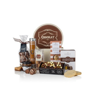 For The Love Of Chocolate Luxury Hamper