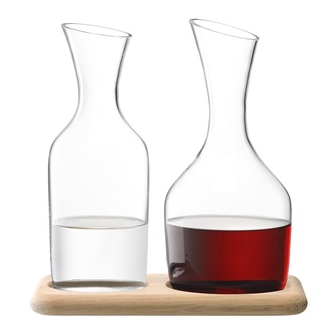 LSA Designer wine set