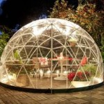Introducing the Coolest Winter Retreat – The Garden Igloo!