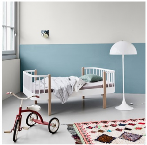 Oliver Furniture Toddler Bed