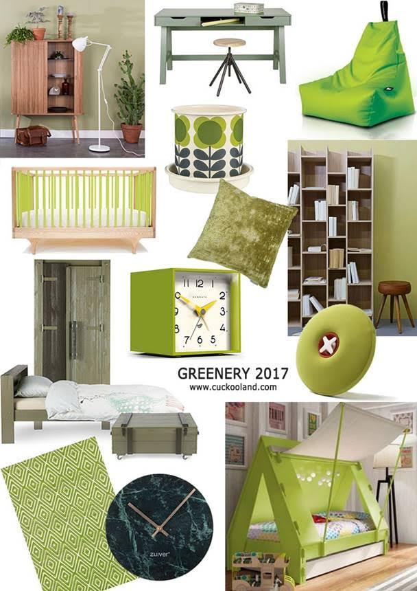 green look book