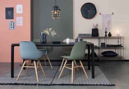Albert Kuip Retro Dining Chairs