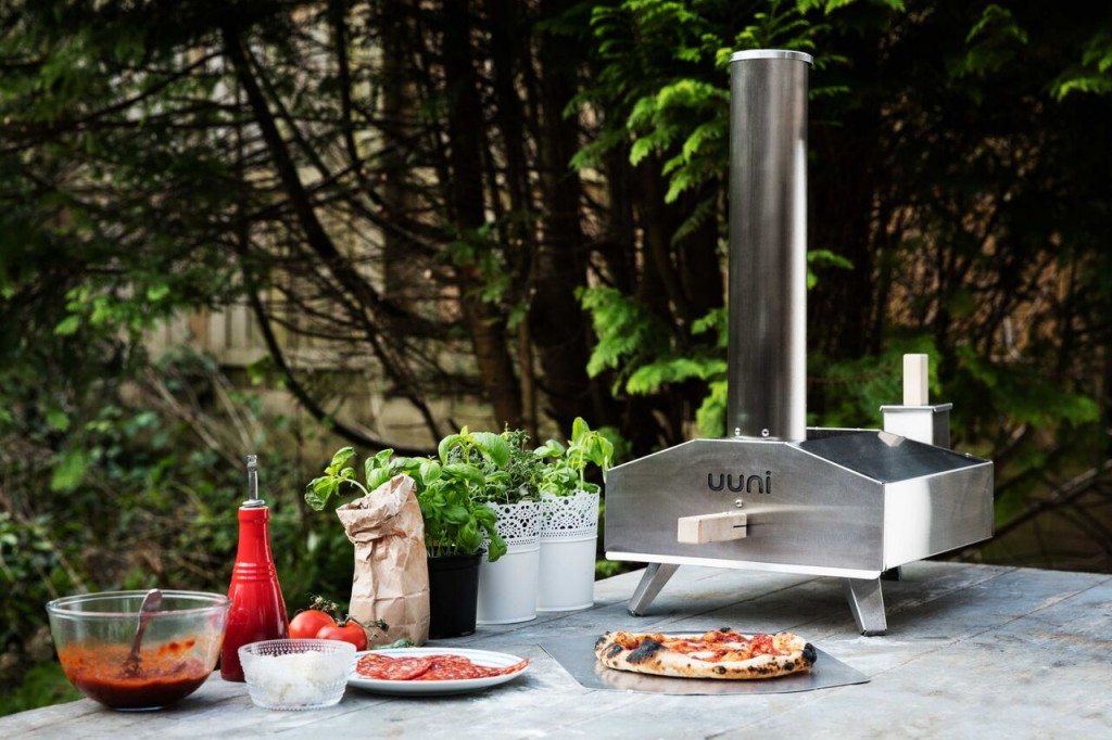 The Uuni Outdoor Pizza Oven