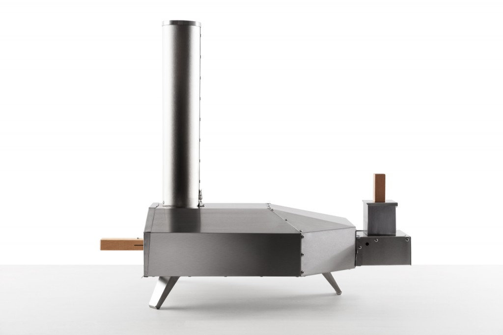 Uuni Pizza Oven 3 Side View