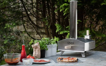 A brand new Wood-fired Oven hits the market: Uuni 3
