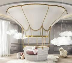 Fantasy Air Balloon Bed