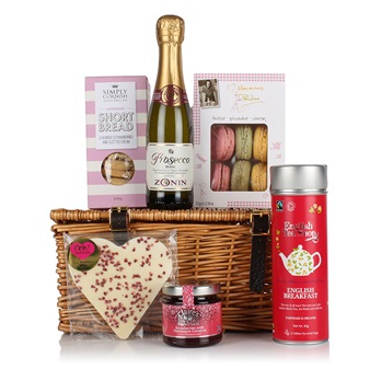 Tea & Bubbles Luxury Hamper