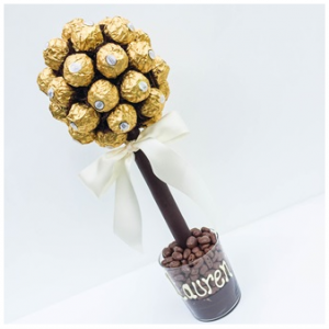 Sweet Tree In Ferrero Rocher